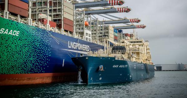 Le Grand port maritime de Marseille se prépare à la production de biométhane liquéfié