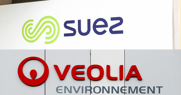 Fusion Veolia Suez: l'Autorité des marchés financiers donne son accord