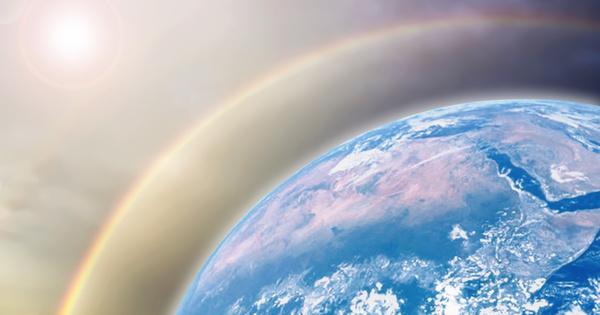 La restauration de la couche d'ozone a permis de limiter le réchauffement climatique