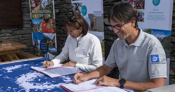 Parc national de la Vanoise: un protocole pour encadrer la politique pénale