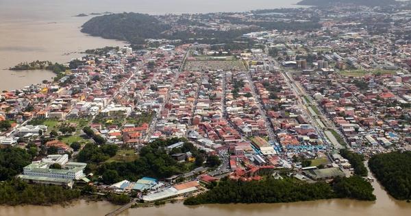 Un décret révise la PPE de la Guyane et acte la future centrale du Larivot