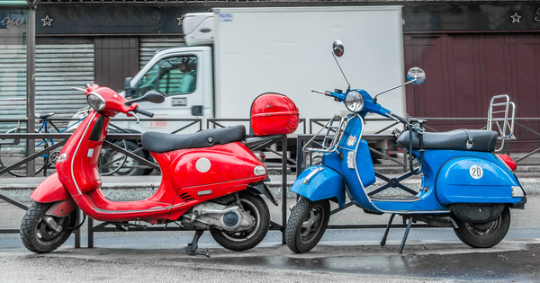 Deux-roues: l'association Respire attaque en justice la suspension du contrôle technique