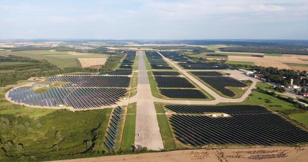 La Meuse inaugure le deuxième plus grand parc photovoltaïque de France