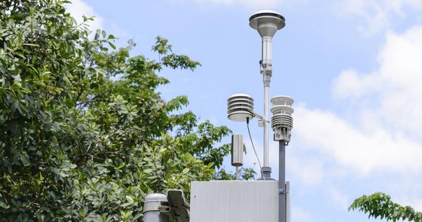 Qualité de l'air: des données désormais plus facilement accessibles