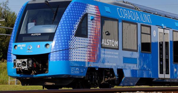 Alstom s'allie à Plastic Omnium pour poursuivre l'innovation dans le ferroviaire hydrogène
