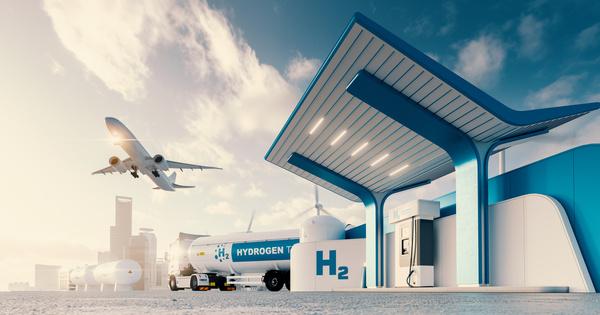 Décarbonation de l'aviation: la filière mise aussi sur l'hydrogène