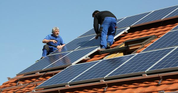 Un décret précise les modalités d'achèvement des installations photovoltaïques