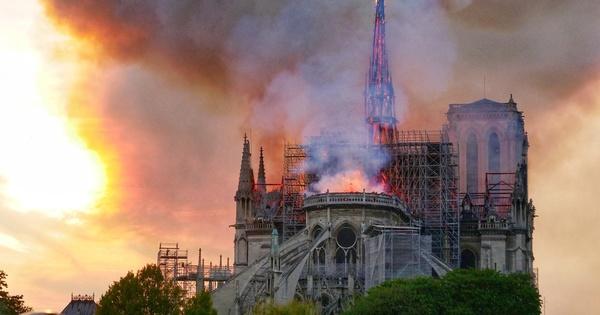 Pollution au plomb de Notre-Dame: une juge d'instruction désignée