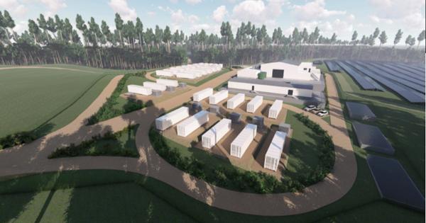 Guyane: lancement de la construction d'un parc photovoltaïque associé à un stockage hydrogène de 88 MWh