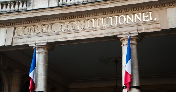 Code de l'environnement: la double sanction pose une question constitutionnelle