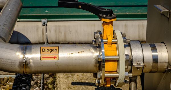 Biométhane: le ministère de l'Écologie publie le décret fixant les modalités du soutien