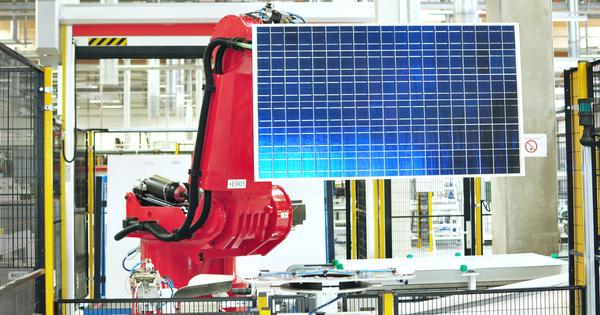 Photovoltaïque: l'Europe ouvre le débat sur l'écoconception et l'étiquetage énergétique