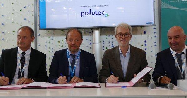 [Pollutec] Federec signe un partenariat pour doper les filières de recyclage en Auvergne-Rhône-Alpes