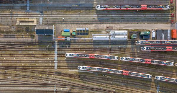 Transport ferroviaire: les députés suppriment deux taxes