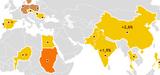 OGM : en 2012, les surfaces cultivées ont progressé de 6% dans le monde