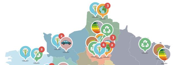 Transition écologique : ça bouge dans les territoires !