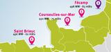 Eolien en mer : les recours contre les parcs s'enchaînent