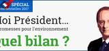 Moi Président… Où en sont les promesses du candidat Hollande ?