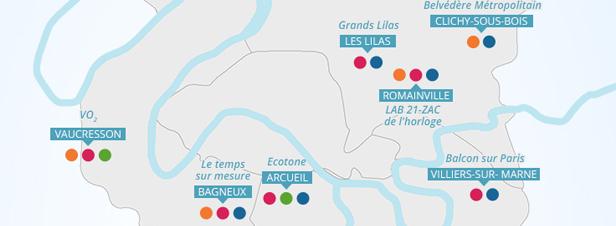 Métropole du Grand Paris : huit projets pour la rendre plus verte