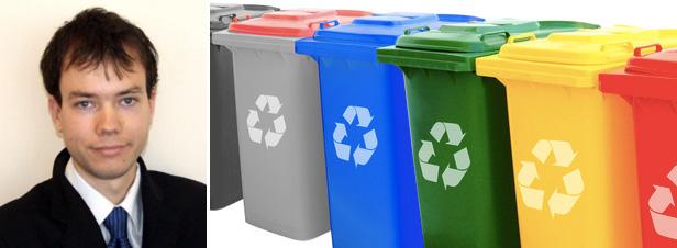 """""""Nous avons tendance à surestimer la quantité de déchets ménagers"""""""