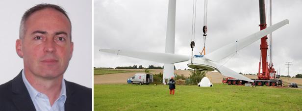 """""""Un même projet éolien suscite un traitement administratif différent selon les départements"""""""
