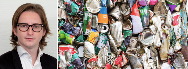"""""""Les recycleurs doivent devenir les conseillers matière de l'économie circulaire"""""""