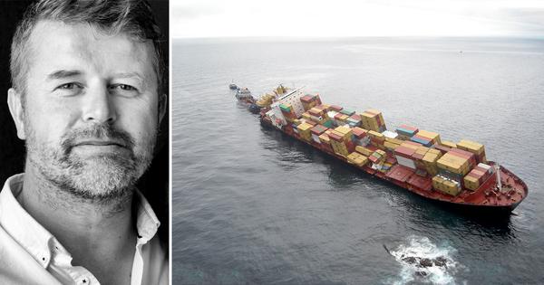 Déchets en mer: «La plupart des conteneurs perdus finissent au fond de l'eau»