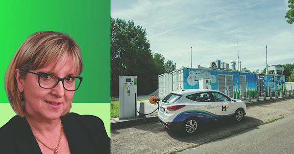 «L'Europe est dans la course à l'hydrogène par rapport aux autres pays»