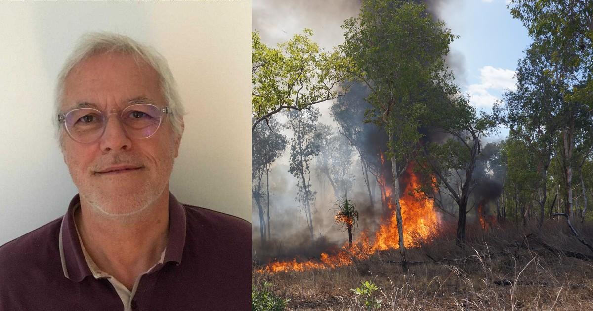 «On ne peut pas lier spécifiquement les incendies du Var au changement climatique»