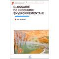 Glossaire de biochimie environnementale