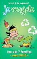 Jeu de 7 Familles : Je recycle