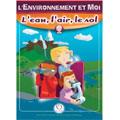 DVD pédagogique - L'environnement et moi (eau, air, sol) (2e...