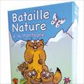 Jeu de cartes : Bataille Nature à la montagne