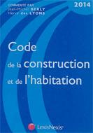 Code de la construction et de l'habitation 2015