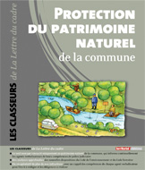 Protection du patrimoine naturel de la commune