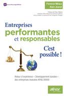 Entreprises performantes et responsables