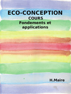 Eco-conception, cours fondements et applications