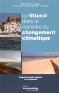 Littoral dans le contexte du changement climatique