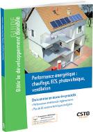 Performance énergétique : chauffage, ECS, électricité, ventilation