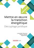 Mettre en oeuvre la transition énergétique