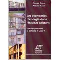 Economies d'énergie dans l'habitat existant (Les)
