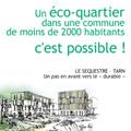 Eco-quartier dans une commune de moins de 2000 habitants (Un...