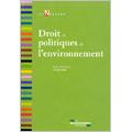 Droit et politiques de l'environnement