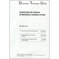 NF DTU 31.2 - Construction de maisons et bâtiments à ossatur...