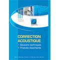 Correction acoustique : solutions et produits absorbants