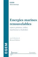 Énergies marines renouvelables