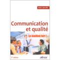 Communication et qualité (2e éd.)