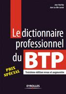Dictionnaire professionnel du BTP (3e éd.)