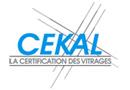 Cekal, la certification et la référence de qualité des vitrages