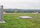 Toiture végétale et retenue temporaire des eaux pluviales